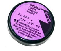 TADIRAN SL889 1/10D 3,6VOLT