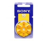 Hoorapparaat batterij Sony  PR70-ZA10-DL10