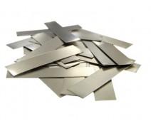 10 STUKS NIKKEL SOLDEERLIP 30x6x0,2mm