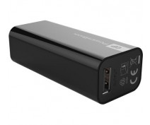 GP PORTABLE POWERBANK 1C02A 2600Mah Black
