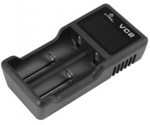 XTAR VC2 BATTERYCHARGER Li-Ion