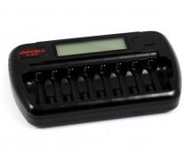 Japcell TI-800L intelligente lader 8 x AA en/of AAA