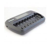 Tensai TI-800L multi charger for 8 pieces AA or AAA batteries