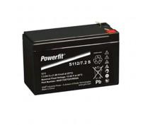 EXIDE POWERFIT S112/7,2 S 12VOLT 7,2Ah