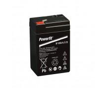 EXIDE POWERFIT S106/4,5 S 6VOLT 4,5Ah