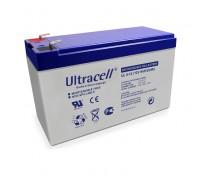 ULTRACELL UL9-12 ACCU 12VOLT 9Ah