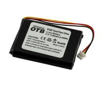Battery for TomTom ONE XL, V2, V3, V5