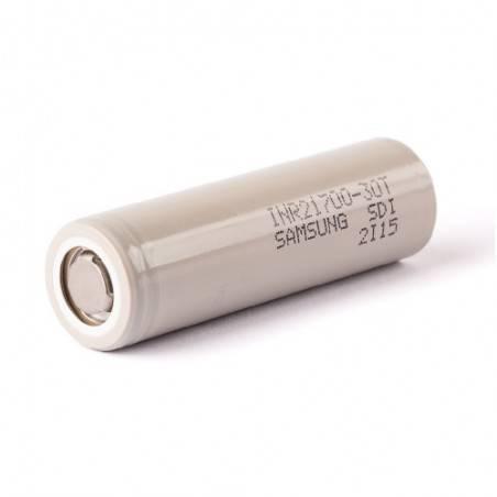 SAMSUNG INR21700-30T UNPROTECTED 3000Mah