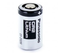 PANASONIC CR2 INDUSTRIAL LITHIUM BATTERIJ