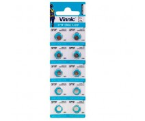 10 PCS WATCHBATTERY VININC 377, SR66, SR626SW