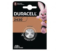 Duracell DL2430 Lithium battery 3 volt