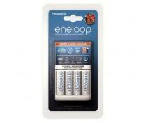 Panasonic eneloop BQ-cc55e charger incl 4xAA 199Mah