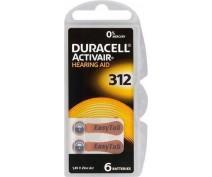 DURACELL ACTIVAIR HEARING AID 312, PR41