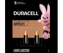 2 PCS DURACELL MN21 12volt