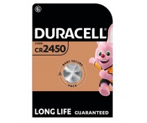 BUTTONCELL LITHIUM DURACELL CR2450