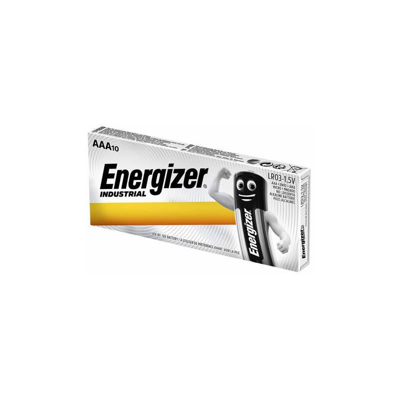 10 PIECES ENERGIZER AAA INDUSTRIAL EN92, LR03