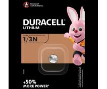 DURACELL CR1/3N, CR11108 LITHIUM 3VOLT