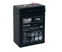 FIAMM FG10451 6VOLT 4,5Ah STANDARD