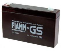 FIAMM FG10721 6VOLT 7,2Ah STANDARD