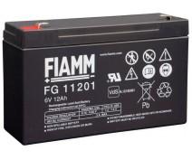 FIAMM FG11201 6VOLT 12Ah STANDARD