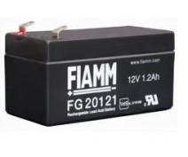 FIAMM FG20121 12VOLT 1,2Ah STANDARD