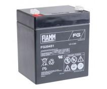 FIAMM FG20451 12VOLT 4,5Ah...