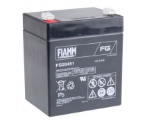 FIAMM FG20451 12VOLT 4,5Ah STANDARD