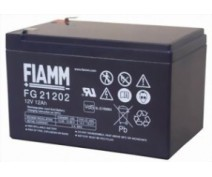 FIAMM FG21202 12VOLT 12Ah STANDARD