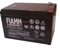 FIAMM FGC21202 12VOLT 12Ah CYCLISH