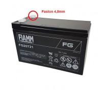 FIAMM FG20721 12VOLT 7,2Ah STANDARD