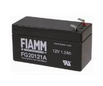 FIAMM FG20121A 12VOLT 1,2Ah STANDARD SLIM
