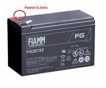 FIAMM FG20722 12VOLT 7,2Ah STANDARD