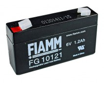 FIAMM FG10121 6VOLT 1,2Ah STANDARD