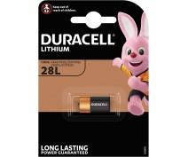 DURACELL 28L, 2CR11108,2CR13, LITH.6V