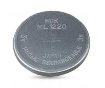 FDK ML1220 OPLAADBARE KNOOPCEL 3 VOLT