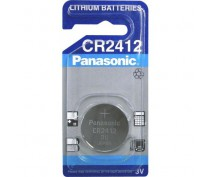 BUTTONCELL 3 VOLT LITHIUM GP CR2412
