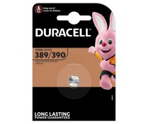 WATCHBATTERIJ DURACELL 389/390