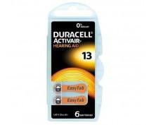 DURACELL ACTIVAIR HEARING AID 13,PR48