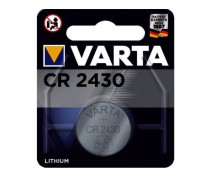 BUTTONCELL LITHIUM VARTA CR2430