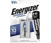 ENERGIZER 9VOLT ULTIMATE LITHIUM