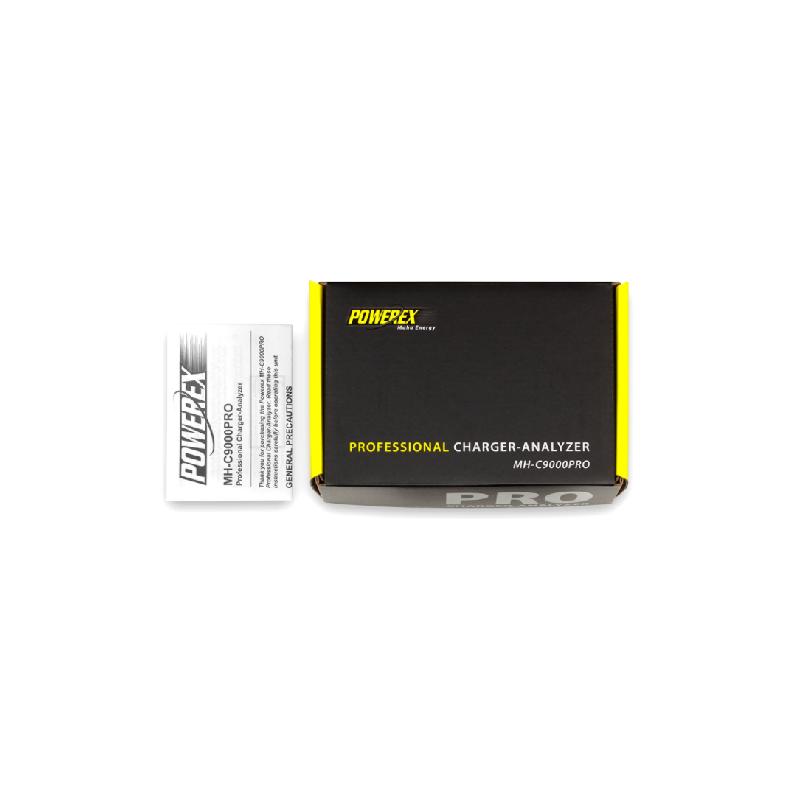 POWEREX MHC9000 MAHA WHIZARD ONE CHARGER/ANALYZER