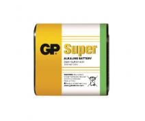 GP 312AS, 3LR12, 4.5V. SUPER ALKALINE