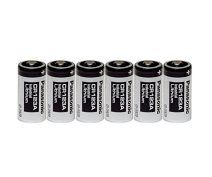 LITHIUM BATTERY PANASONIC CR123A INDUSTRIAL