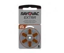 RAYOVAC ACOUSTIC SPECIAL PR41-ZA312-DL312