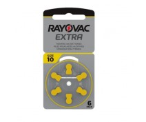 RAYOVAC Acoustic Special PR70-ZA10-DL10
