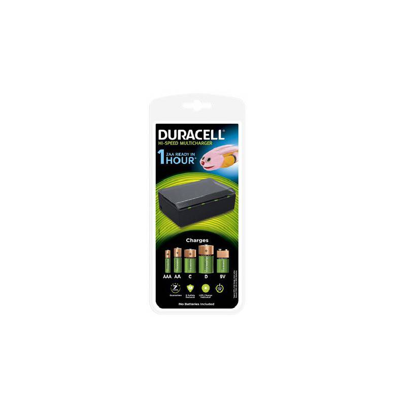 DURACELL MULTICHARGER CEF22