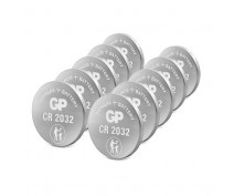 POWERDEAL 10 x CR2032 Lithium knoopcellen