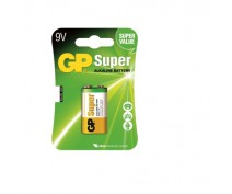 GP 1604AS 6LR61 SUPER ALKALINE