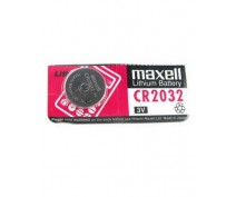 BUTTONCELL  LITHIUM MAXELL CR2032