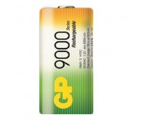 GP 9000DHC RECHARGEABLE D 9000Mah